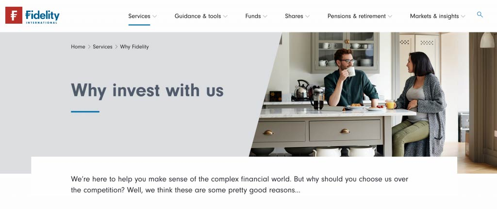 Fidelity Investments Review