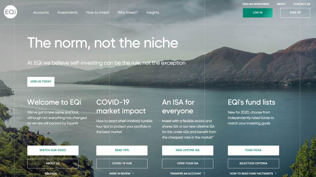 EQi Equiniti Financial Services Review