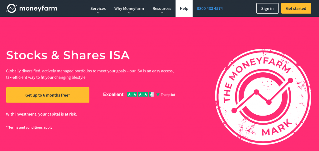 Moneyfarm ISA Review