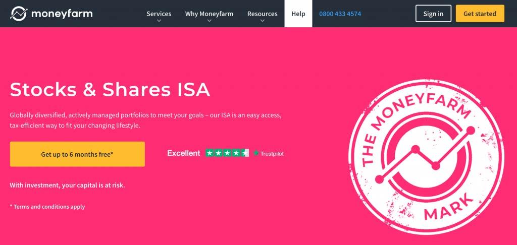 MoneyFarm ISA Review