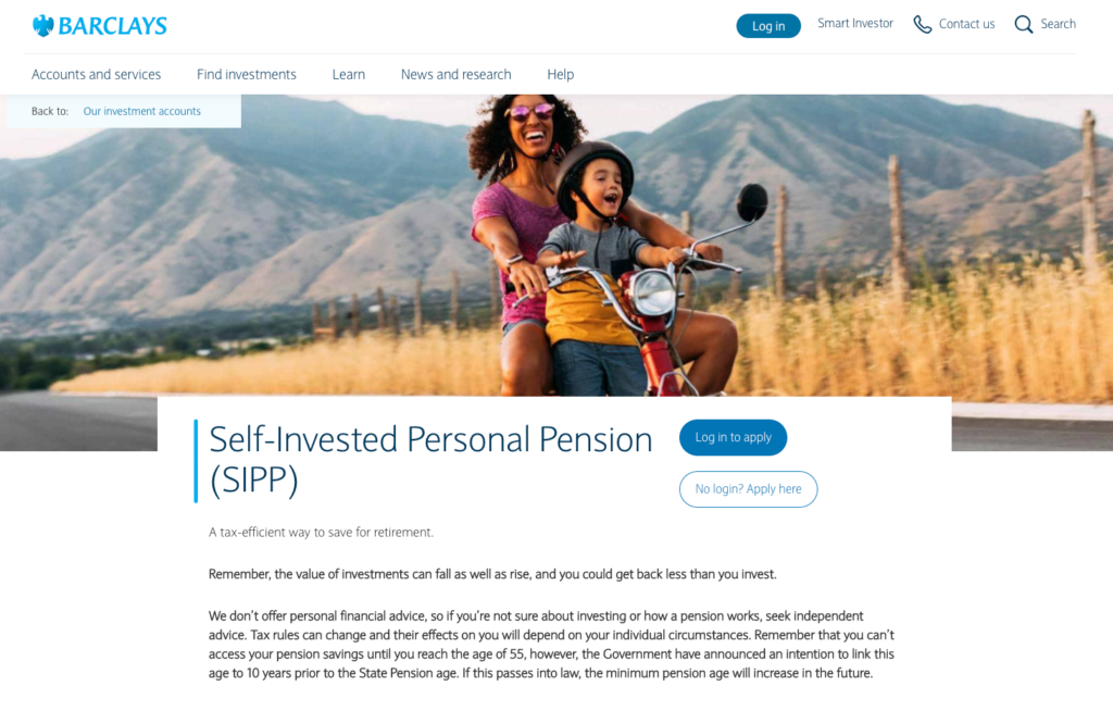 Barclays Smart Investor SIPP Review
