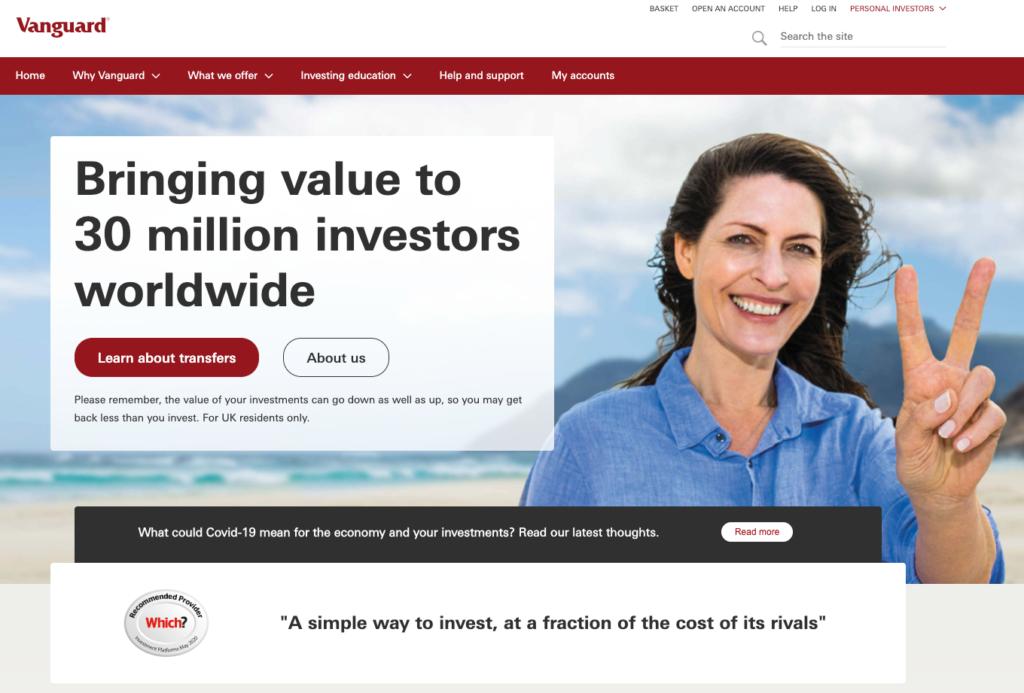 Vanguard Investor UK Review