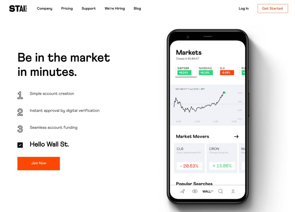 Stake App Review