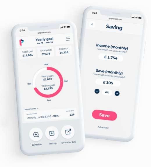 Penfold Mobile App