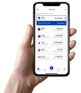 XE mobile app